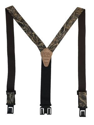 Camouflage Perry Suspenders - Max 5