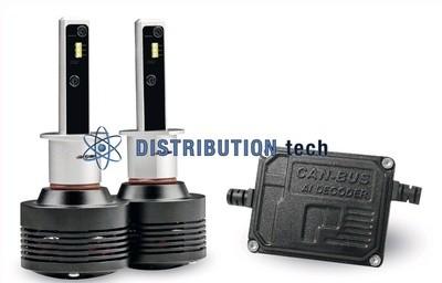 Kit conversione  fari H1 CAN BUS a led Phonocar