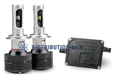 Kit conversione  fari H4 CAN BUS a led Phonocar