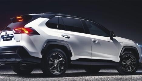 Apertura automatica portellone Toyota Rav 4 2019>
