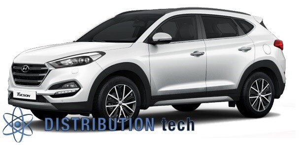 Kit conversione fari a led Hyundai Tucson 2015>2018