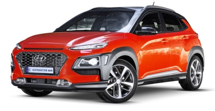 Kit conversione fari a led Hyundai Kona 2018>