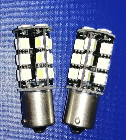 Kit lampade a led luce bianca