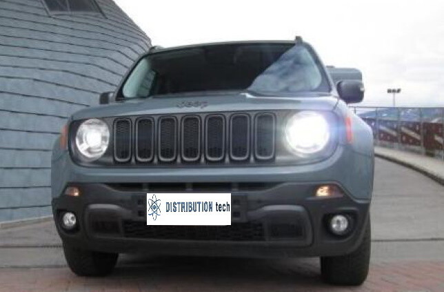 Kit conversione led fari xenon Jeep Renegade