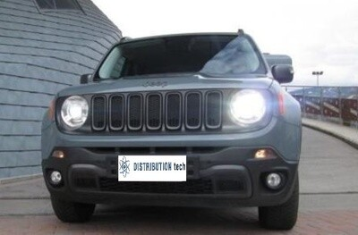 Kit conversione led fari xenon Jeep Renegade