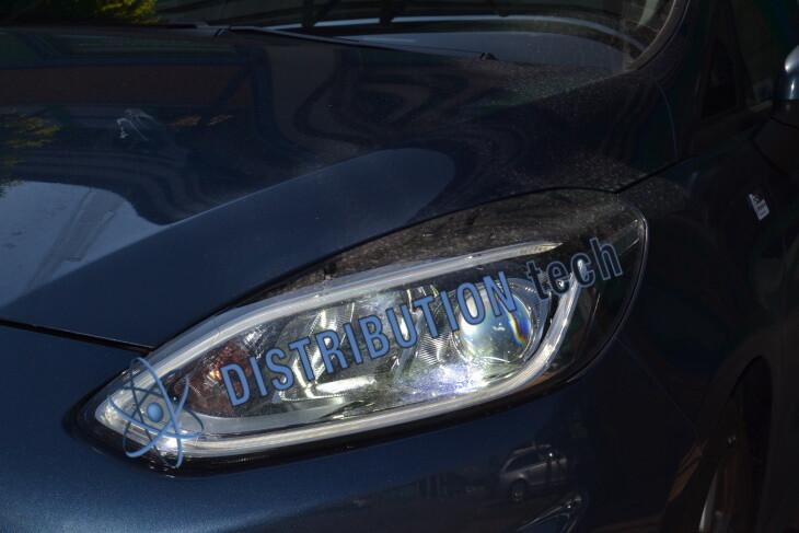 Kit conversione led abbaglianti Ford Fiesta MK8