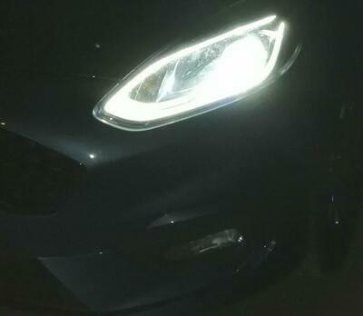 Kit conversione led anabbagliante lenticolare Ford Fiesta MK8