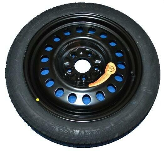 Kit ruotino di scorta compatibile Renault Zoe