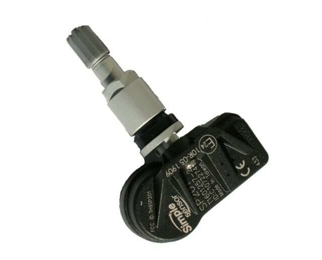 Sensore TPMS di ricambio compatibile Dacia Sandero, Sandero Stepway 2013>