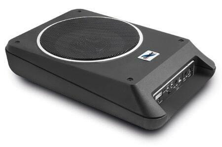 Subwoofer amplificato ultra piatto 160 W Phonocar