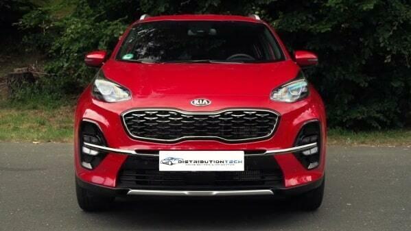 Modulo alza vetri Basic compatibile Kia Sportage 2019> 2 vetri automatici