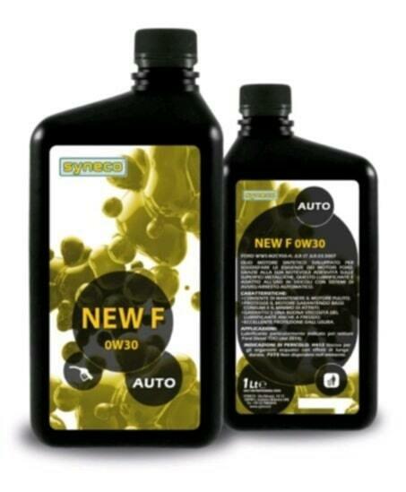 5 litri Syneco New F 0w30