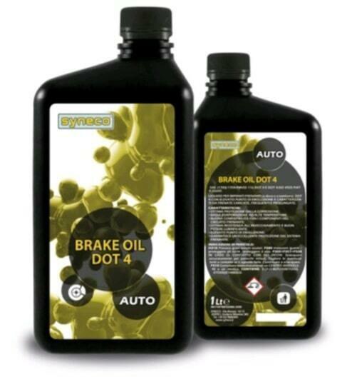 Syneco Brake oil DOT 4