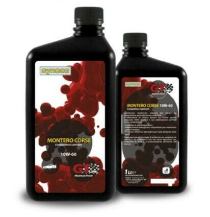 5 litri Syneco Montero 10w60