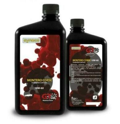 4 litri Syneco Montero 10w60