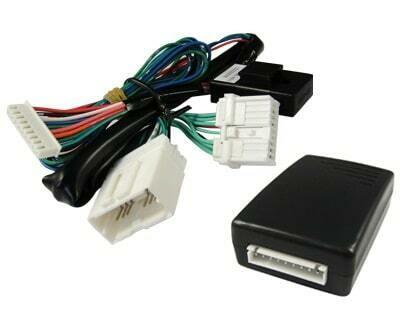 Modulo controllo chiusura specchi Nissan Qashqai J10 Plug and Play
