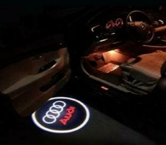 Luci pozzanghera Audi