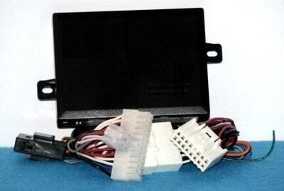 Modulo vetri con funzione Confort per NISSAN X-TRAIL