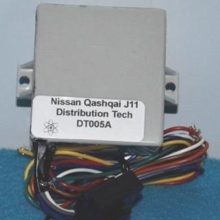 Modulo controllo specchi specifico Nuovo Nissan Qashqai J11