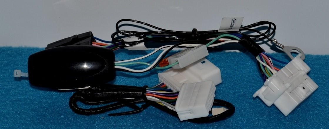 Modulo controllo chiusura specchi Toyota Auris 2013> Full Plug and Play