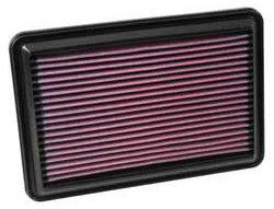 Filtro aria sportivo K&N di ricambio per Nissan Qashqai 1.5 DCI J11