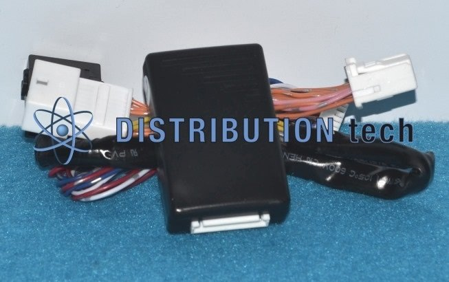 Modulo controllo chiusura specchi Nissan X-Trail (T31) Plug and Play