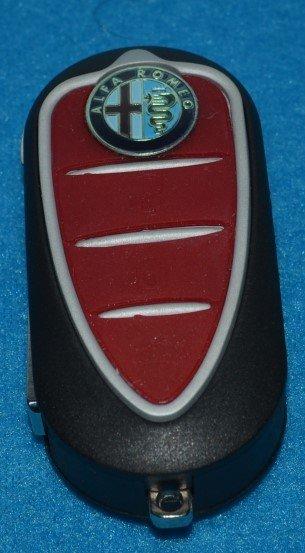 Cover di ricambio per chiave Alfa Romeo Giulietta