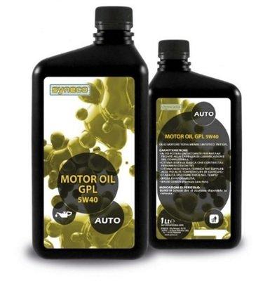 5 litri Syneco GPL 5W40