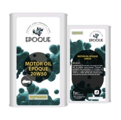 5 litri Syneco Epoque 20w50