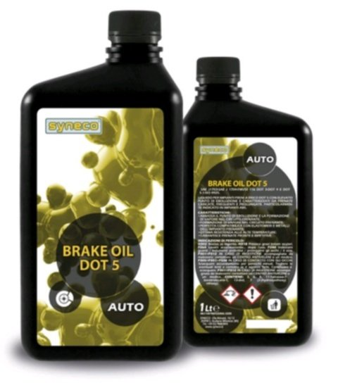 Syneco Brake Oil DOT 5 250 ml