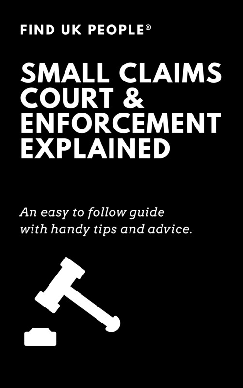 Small claims court & enforcement explained
