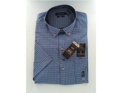 Van Heusen Men's Flex Collar Non Iron Spread Collar Dress Shirt