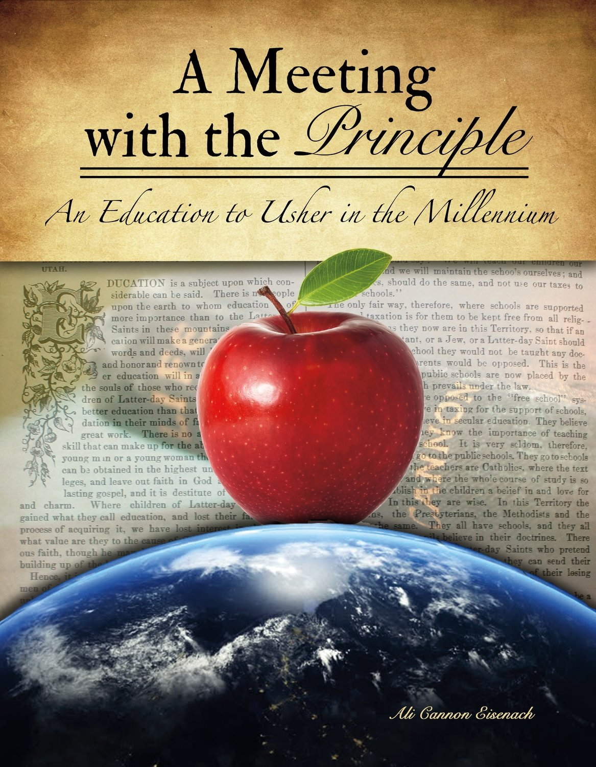 A Meeting with The Principle-PRE-ORDER (Will Ship March 15th, 2021
