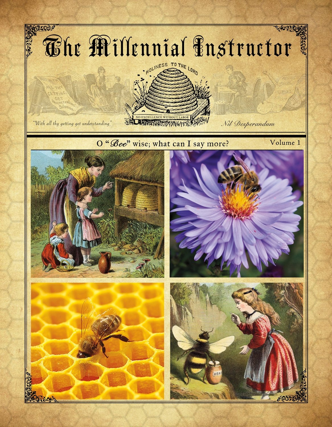 """The Millennial Instructor - Volume I - O """"Bee"""" Wise"""