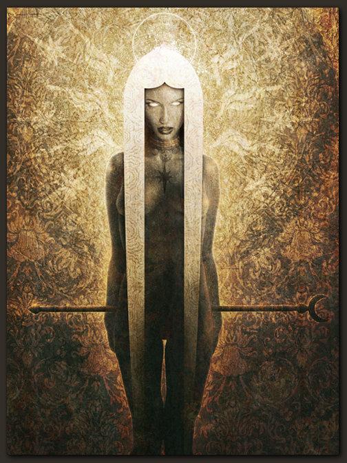 Golden Empress