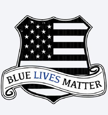 Blue Lives Mater Vinyl