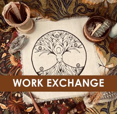 Work Exchange: Roots Retreat