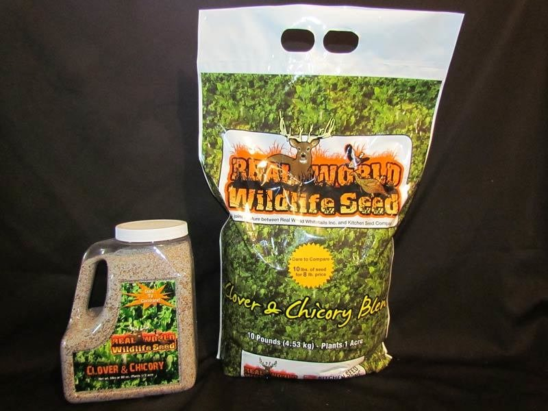 RWWP Clover & Chicory Seed
