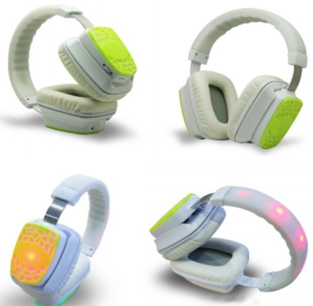 100 Silent Jamz Headphones