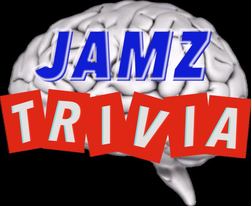 Trivia (2 hour Jamz Trivia show)