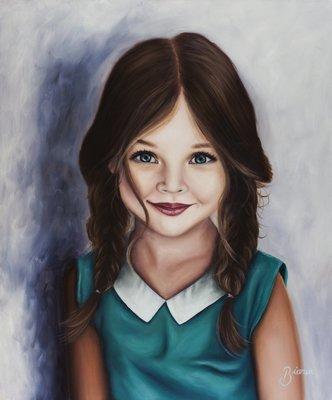 Portrait commission 16