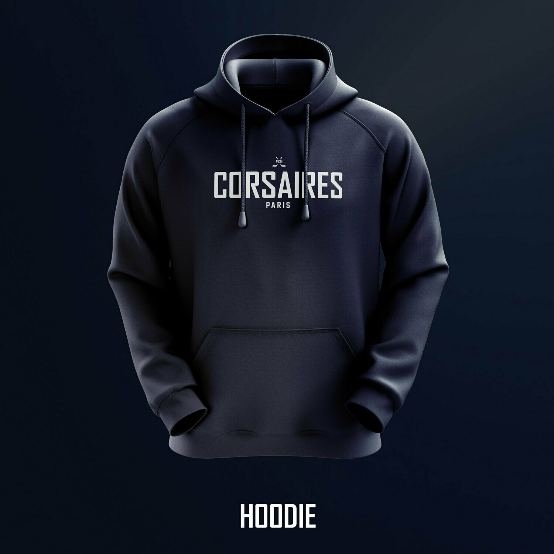 "Hoodie ""Corsaires Paris"""