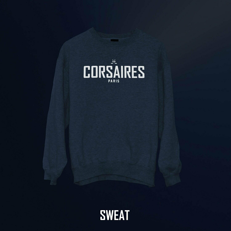 """Sweat """"Corsaires Paris"""""""