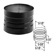 """Fisher 6"""" Stove Adapter"""