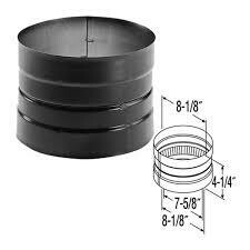 "Fisher 8"" Stove Adapter"