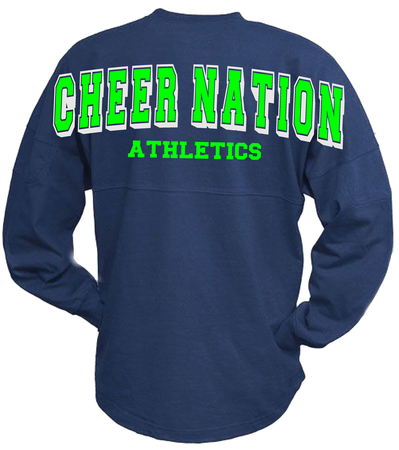 Cheer Nation Spirit Jersey