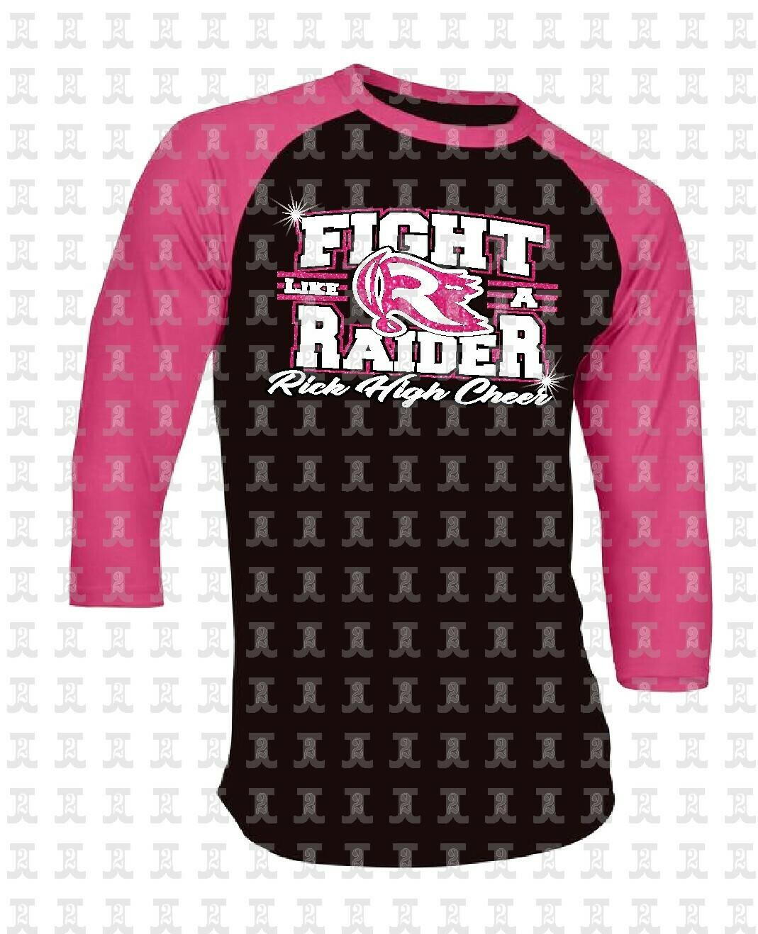 Rickards High Pink Out - Glitter