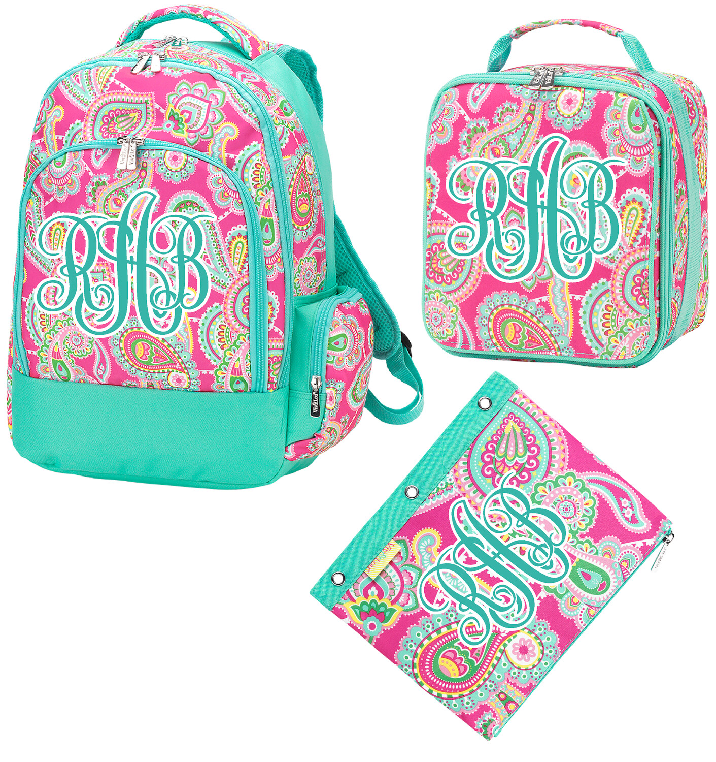 Lizzie Back To School Set