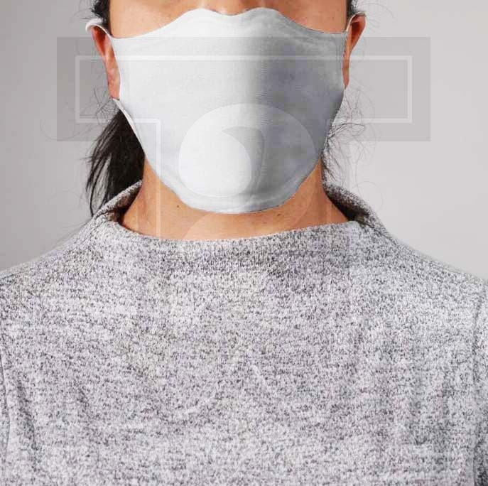 DESIGN YOUR OWN *PRE-ORDER* Premium Cloth Mask with Built-In Filter - Custom Printed