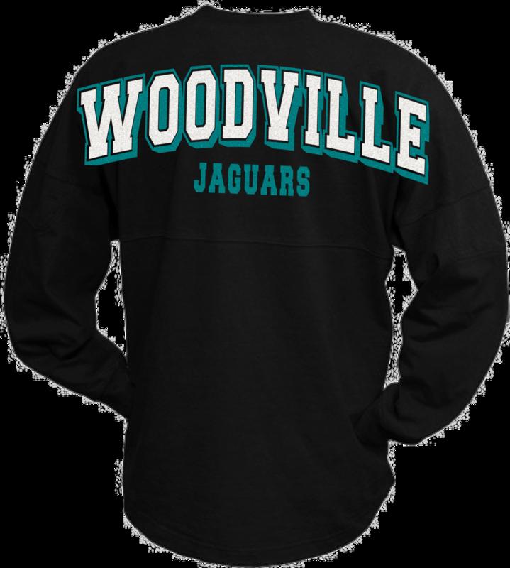 Woodville Jaguars Spirit Jersey